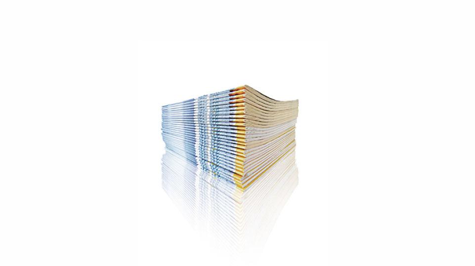TEGO® Dispers: Wir ermöglichen kräftige Farben in Druckfarbenanwendungen.