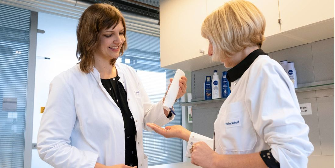 CO2 to serve as starting material for developing sustainable raw materials for care products. Source: Beiersdorf AG