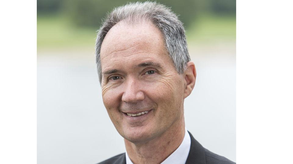 Professor Ulrich Radtke, Rector of the University of Duisburg-Essen