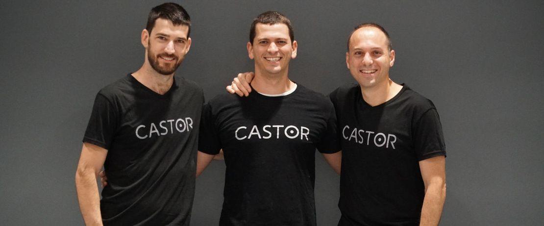 The Castor Technologies Team (© Castor Technologies).
