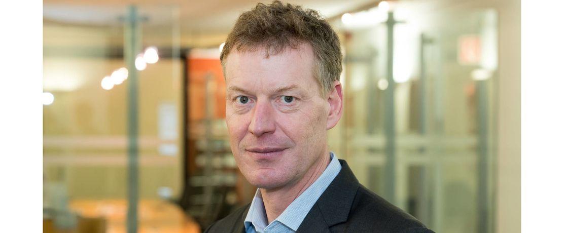 Bernhard Mohr, Head of Venture Capital, Evonik Industries. ©: Evonik/Preuß